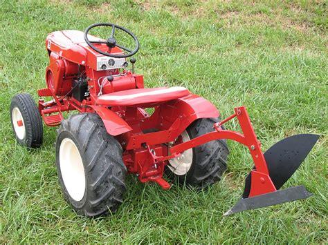garden tractors for missouri steam show antique weeders quot just tooling