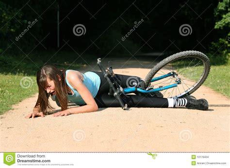 crash  bike stock images image