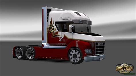 Scania Stax Concept » Gamesmods.net