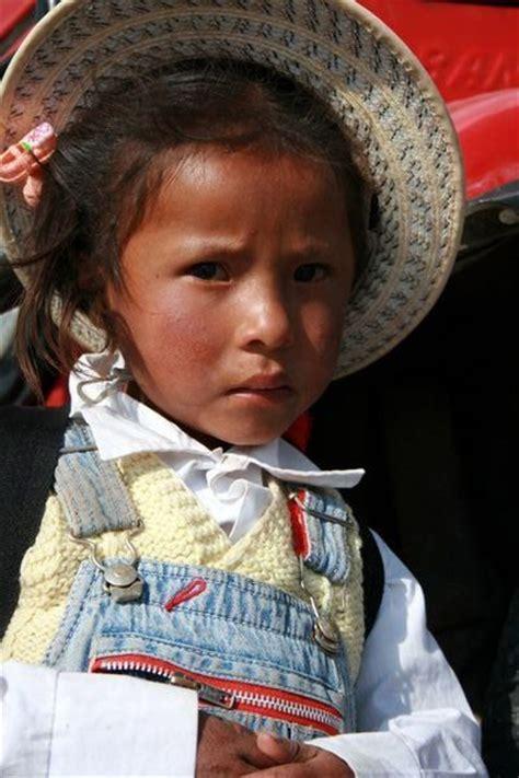 peruvian people photo