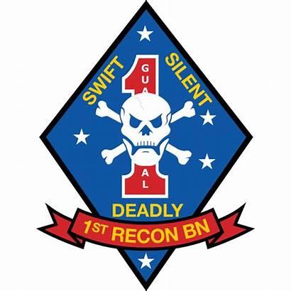 Usmc Svg Recon Battalion 1st Logos Icon