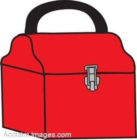 Toolbox Red Clipart Clipart Kid Image #41633