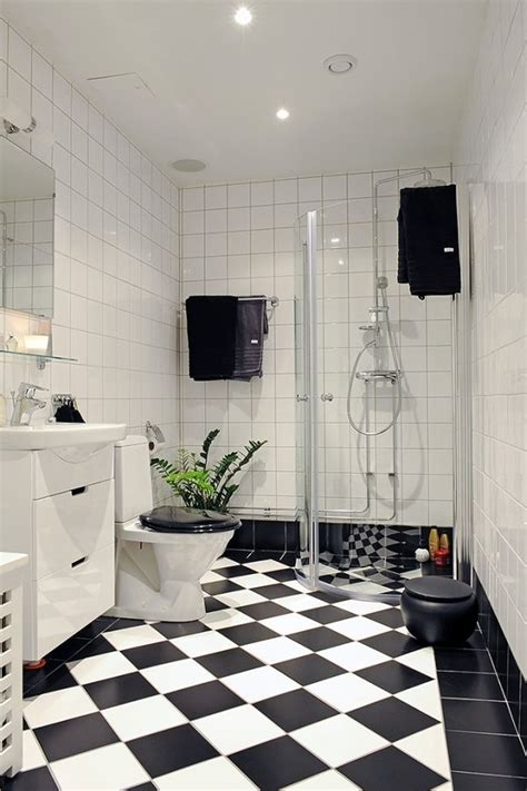 black bathroom tiles ideas 18 best images about black and white bathroom on