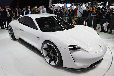 2020 Porsche Electric Car by Porscheboost The Electrification Of Porsche Begins In