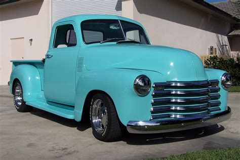1953 Chevrolet Truck 1953 chevy gmc truck brothers classic truck parts