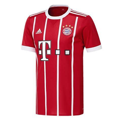 Als echter fc bayern fan bist du hier am absolut richtigen ort. Adidas FC Bayern München Trikot 2017/2018 Kinder Heim ...