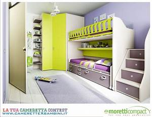 Beautiful Camerette Moretti Compact In Offerta Ideas Home Design ...