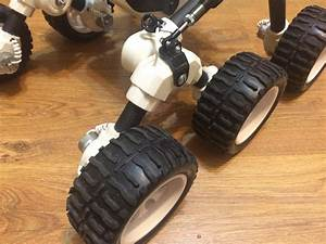DIY RC Rover: All Extra-Terrestrial Terrain Vehicle ...