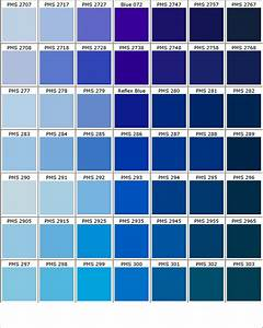 PMS 286 | Pantone color chart, Pantone blue, Pantone