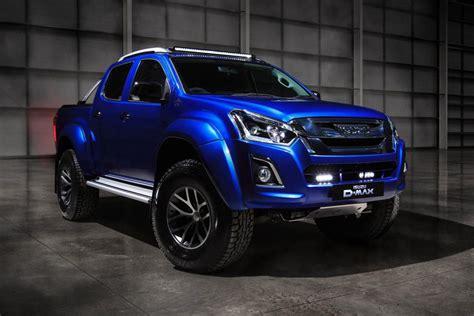 isuzu d max isuzu d max arctic trucks at35 safir limited edition is