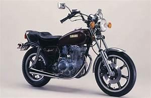 Yamaha Xs400sp