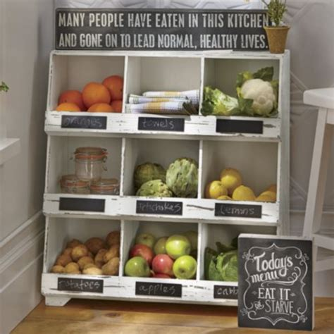 kitchen fruit storage storage ideas to keep fruits and vegetables fresh home 1745