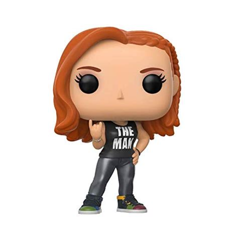 amazon exclusive wwe becky lynch funko pop