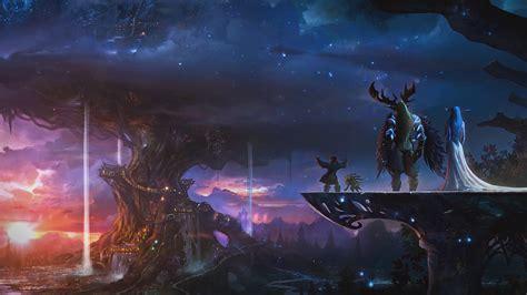 world  warcraft traveler hd wallpapers background