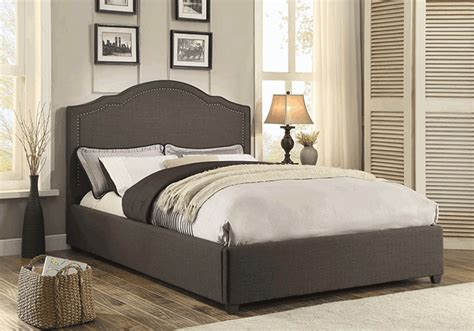 zaira nail button upholstered king bed