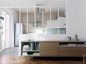 Verriere Interieure Coulissante : les 25 meilleures id es concernant cuisine verriere sur ~ Premium-room.com Idées de Décoration