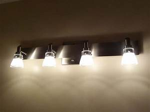 How To Replace A Bathroom Light Fixture