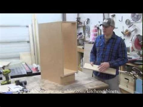 kitchen cabinet carcass how to build kitchen cabinet carcass 2393