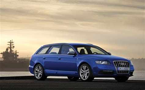 Audi A6 Backgrounds by Audi A6 S6 Avant Free Widescreen Wallpaper Desktop