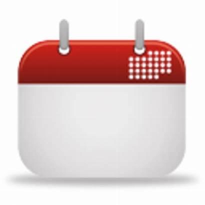 Calendar Blank Clipart Icon Empty Vector Clip
