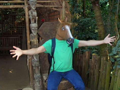 Horse Head Meme - image 366842 horse head mask know your meme