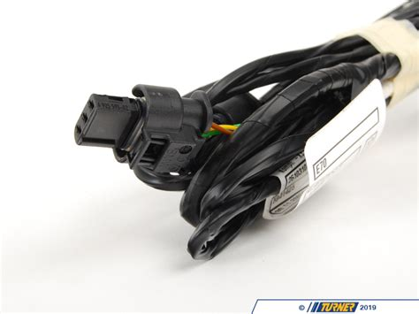 61126970675 genuine bmw wiring set pdc front 61126970675 e70 x5 turner motorsport