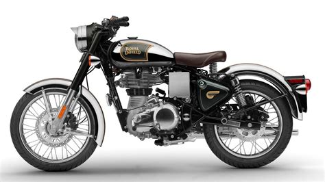 Royal Enfield Classic 500 Image by 2018 Royal Enfield Classic Mechanical Visual Upgrades