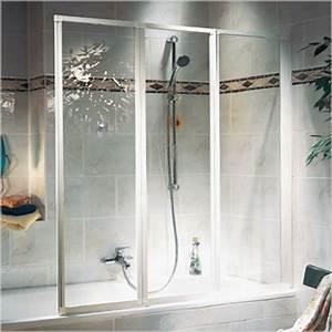 Duschwände Für Badewanne : duschabtrennung f r badewanne klappbar badezimmer kreativ gestalten world ~ Buech-reservation.com Haus und Dekorationen