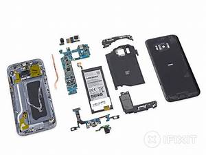 Samsung Galaxy S7  Ifixit Hat Es Zerlegt Und Zerteilt