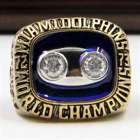nfl  super bowl viii miami dolphins championship