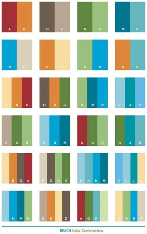 Beach Themed Bathroom Decor Ideas by Home Decor Color Palettes Marceladick Com