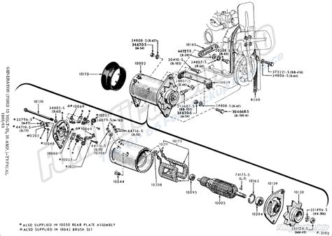 6 Volt Autolite Generator Wiring Diagram by Wiring And Electrical Schematics Fordification Info