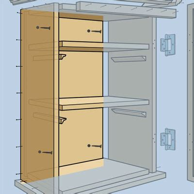 build a medicine cabinet mount the cabinet how to build a medicine cabinet this