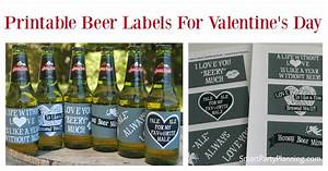 The Best Style Decorative Labels For Valentines Day