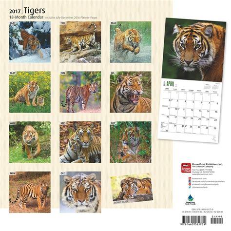 tigers calendars ukpostersabposterscom
