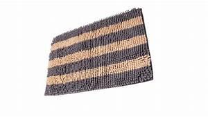 Teppich Grau Weiß Gestreift : teppich grau weiss gestreift 40x60cm ~ Watch28wear.com Haus und Dekorationen