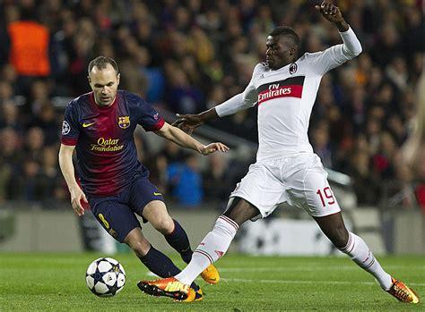 Gallery: Barcelona v AC Milan – UEFA Champions League ...