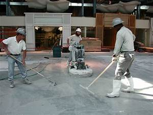 polished concrete floors are all the rage learn how With can you polish old concrete floors