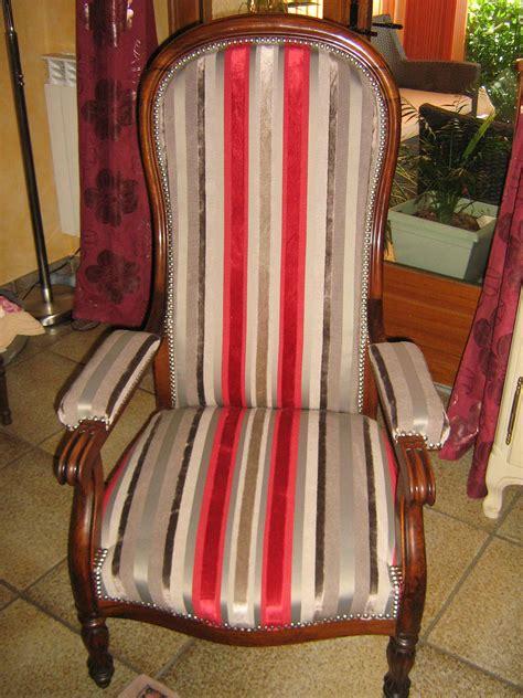 tissus ameublement canapé fauteuil voltaire l 39 empreinte d 39 elodie