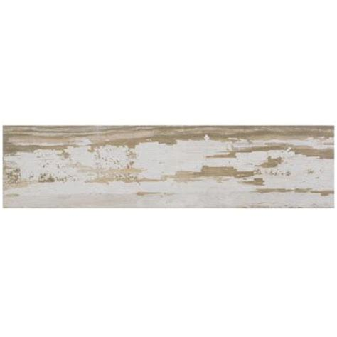 home depot reclaimed wood look tile marazzi montagna wood vintage chic 6 in x 24 in