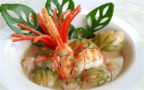 thailande cuisine cours de cuisine thaï en thaïlande