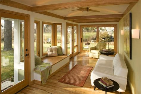 Modern Sunroom by 38 Modern Sunrooms With Simple Elegance And Modern Style