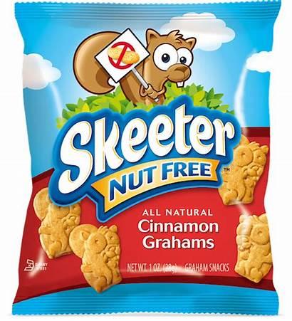 Snacks Skeeter Nut Cookies Grahams Cinnamon Creative
