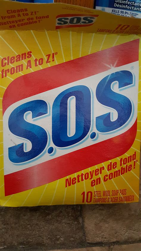 S.O.S. Pads reviews in Household Cleaning Products ...
