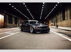 Riding Low Through Downtown Manhattan BMW E46 M3