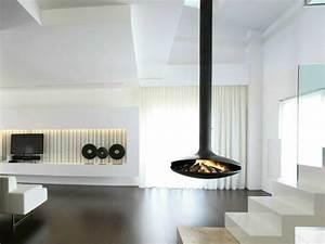 Offener Kamin Modern : offene kamine modern wohn design ~ Buech-reservation.com Haus und Dekorationen