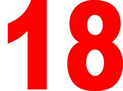 """18"""" Vinyl Adhesive Warehouse Numbers – Signs by SalaGraphics"""