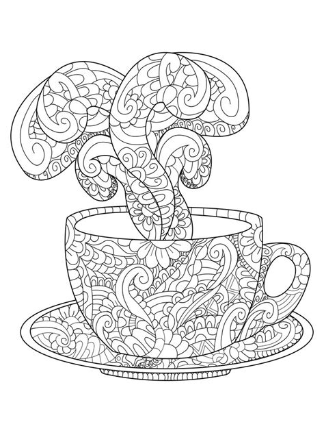 coloring pages  destress  election night crafts