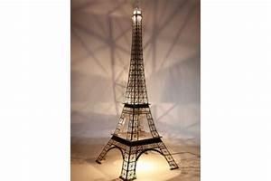 Tour Eiffel Deco : tour eiffel 2 15m luxe acier inox bross clairage led d coration int rieure innovmania ~ Teatrodelosmanantiales.com Idées de Décoration