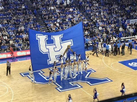 Uk, Lcc Agreement Keeps Wildcats In Rupp Arena Through